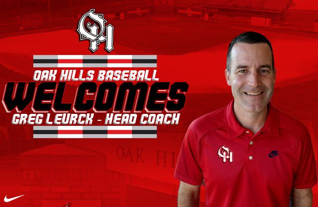 New Head Baseball Coach Greg Leurck